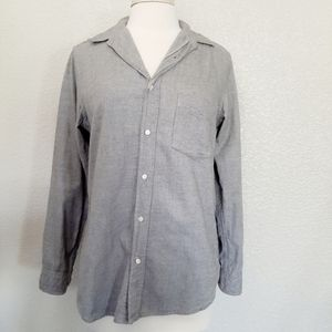 American Colors by Alex Lehr Gray Button Down